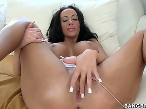 Really hot slut with killer huge arse Richelle Ryan is