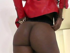 This ass is really tremendous Nyomi