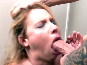 This sexy MILF has learned a thing or two in her long, hard life. The most important lesson,