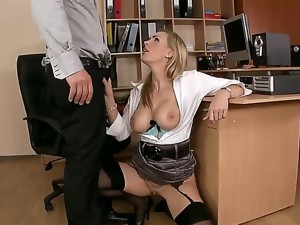 Tanya Tate is awesome! This milf makes wonders in sex. She sucks my dick like no other in