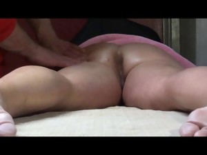 Massage;MILFs;Squirting;Voyeur