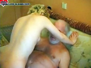 Couple;Vaginal Sex;Oral Sex;Teen;Mature;Blonde;Caucasian;Blowjob;Amateur;Russian;Young & Old