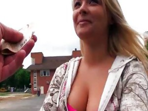 Couple;Blonde;Big Tits;Shaved;Amateur;POV;Cum Shot