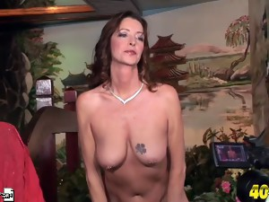 A Big-Time Cock For A Small-Town MILF