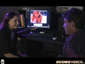 Kelsey Meets The Porn Loser