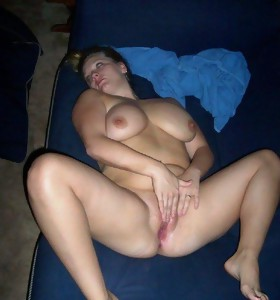 Nasty amateur kinky BBW slut gets naked for her boyfriend